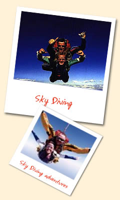 Skydiving in Cairns