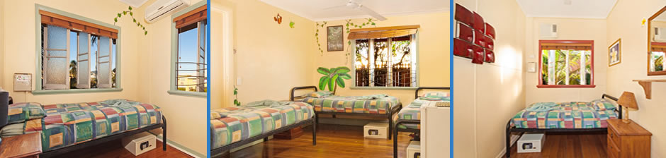 travellers oasis clean cairns hostel