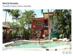 best hostel cairns