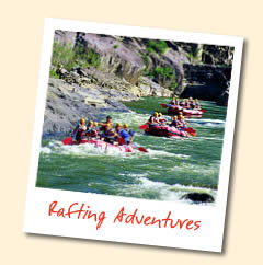 Russell River Rafting