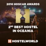 2016 Hostel Award