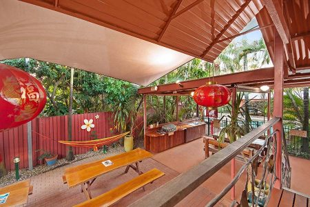barbecue facilities for cairns backpackers