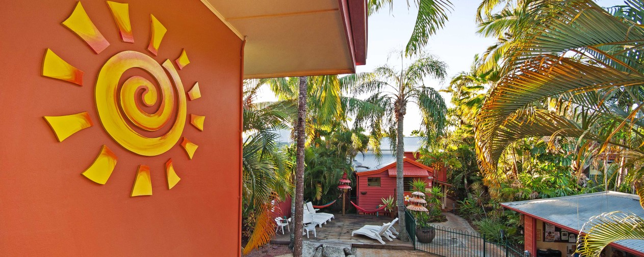 travellers oasis deck