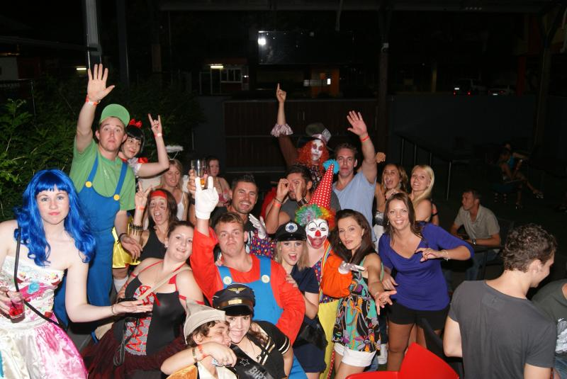 cairns partying