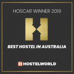 Best hostel in Australia