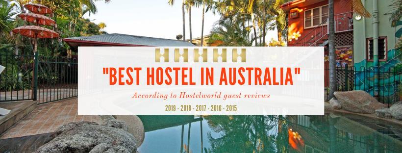 Best Hostel in Australia