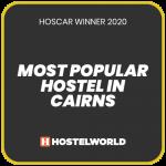 most popular hostel in Cairns